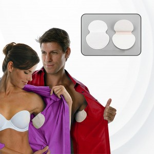 Soft Underarm Sweat Pads Packet
