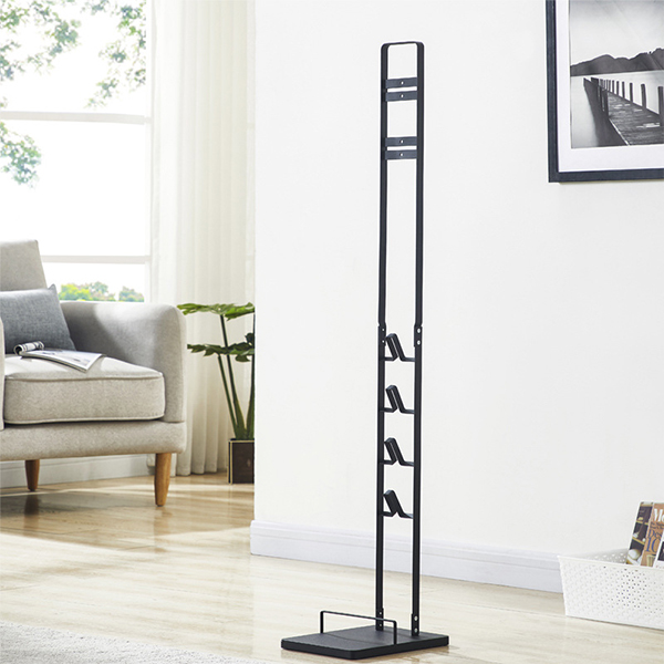 House Cleaning High Quality Vacuum Cleaner Stand - Black