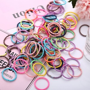 Quality Elastic Stretchable Hair Stylish Bands - Multi Color