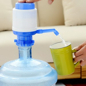 Creative Pumping Manual Water Dispenser Gadget