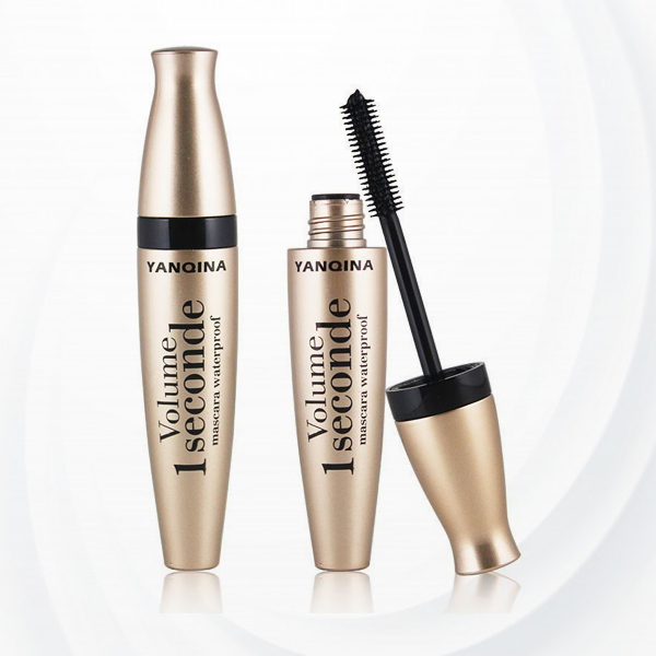 Quick Long Lasting Eye Lashes Mascara - Golden
